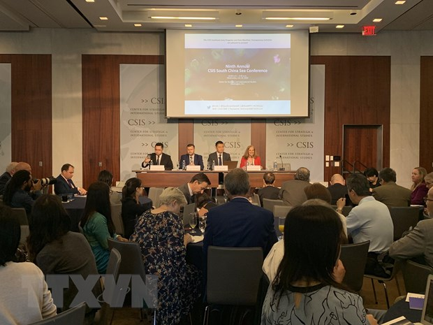 US conference discusses East Sea dispute management